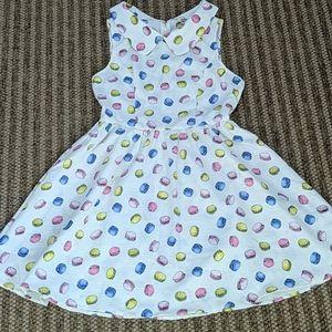 Molly Bracken Macaron Dress Baker Medium